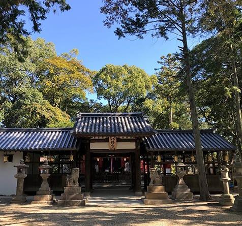 八幡神社(元石清水八幡宮)